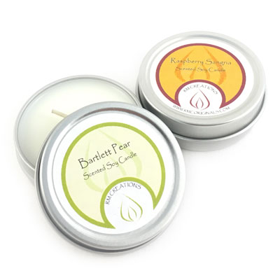 Soy Candle Tin - 1 oz.