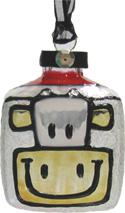 Ornament - Cow